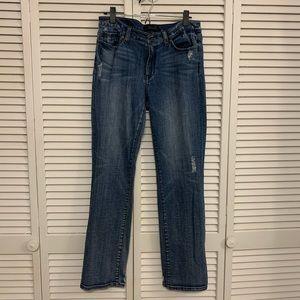 Seven7 Bootcut Jeans - Size 8